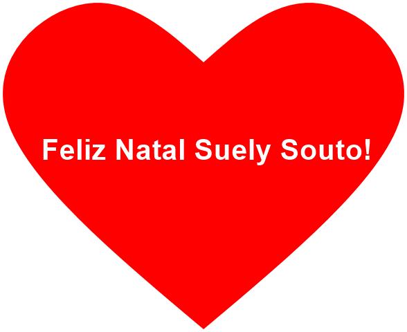 FelizNatal - Feliz Natal Suely Souto