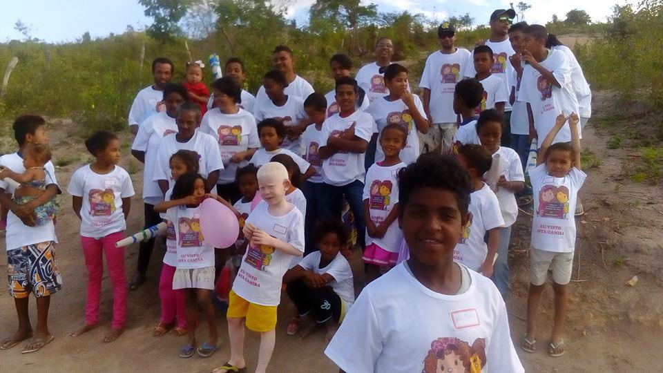Crianças precisam do seu apoio - Apoio ao projeto Jequitinhonha, apoie você também!