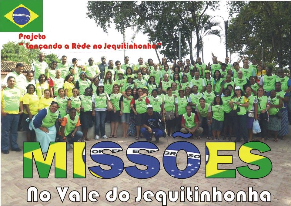 Missões - Projeto Jequitinhonha
